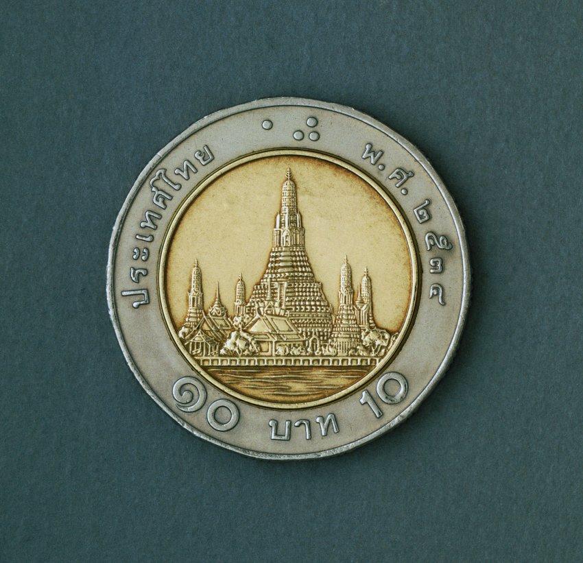 600 Bath Münze Und Anderes Thaigeld Seite 3